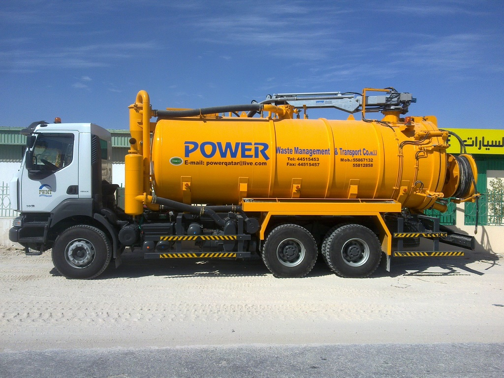 Power Waste Management and Transport Co WLL | YellowPages